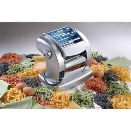 Máquina Pasta Presto eléctrica da Imperia - Mimocook