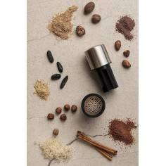 Microplane Spice Mill 2 in 1 Grate and store
