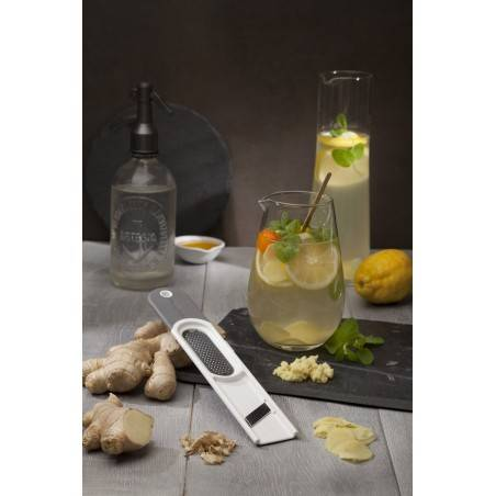 Microplane 3 in 1 Ginger Tool - Mimocook