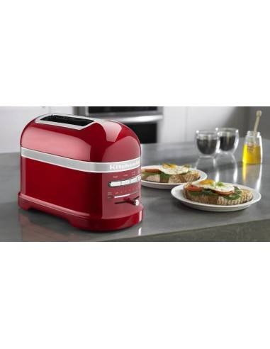 KitchenAid Artisan 2 slot toaster candy apple - Mimocook