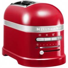 Torradeira Artisan 2 fatias vermelha da KitchenAid