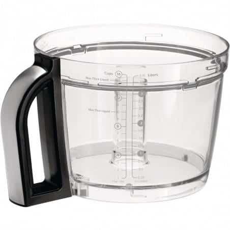 KitchenAid Artisan 4L food processor onyx black - Mimocook