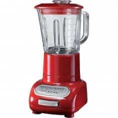 Liquidificador Artisan 1,5L vermelho da KitchenAid