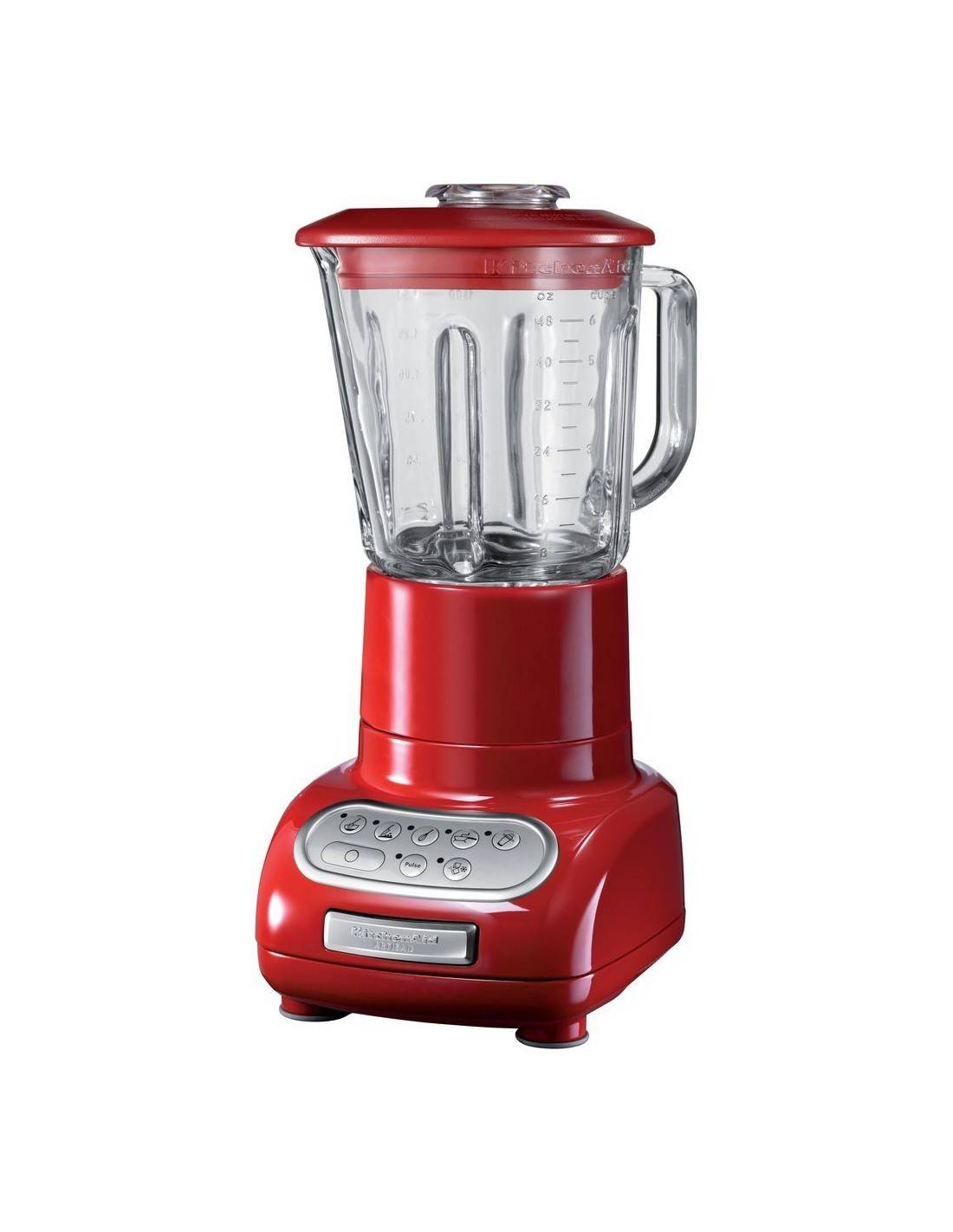 Kitchenaid Artisan Red Blender Mimocook Online Store