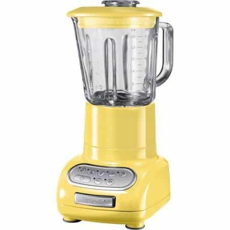 KitchenAid Artisan majestic yellow blender - Mimocook