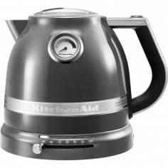 KitchenAid Artisan 1,5L Kettle medaillon silver