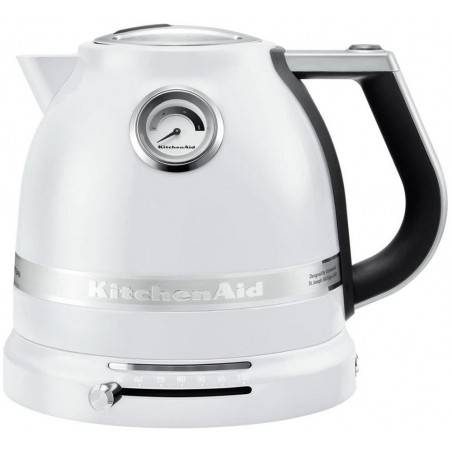 Chaleira Artisan 1,5L branca KitchenAid - Mimocook