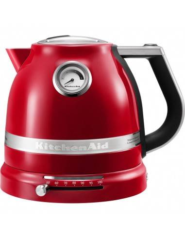 KitchenAid Artisan 1,5L Kettle empire red - Mimocook