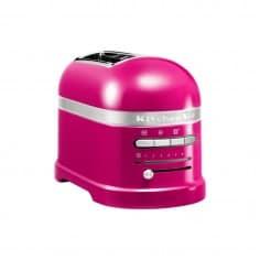 Torradeira Artisan 2 fatias rosa da KitchenAid