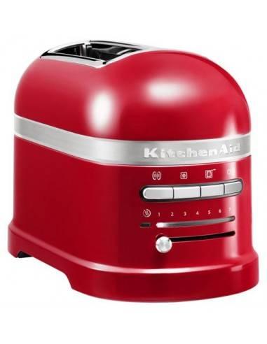 KitchenAid Artisan 2 slot toaster empire red - Mimocook
