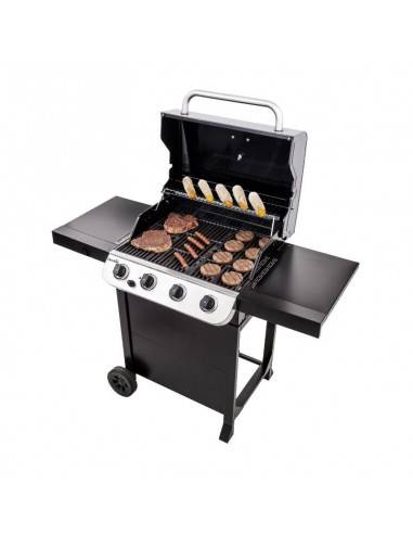 Char-Broil Convective 410B gas barbecue - Mimocook