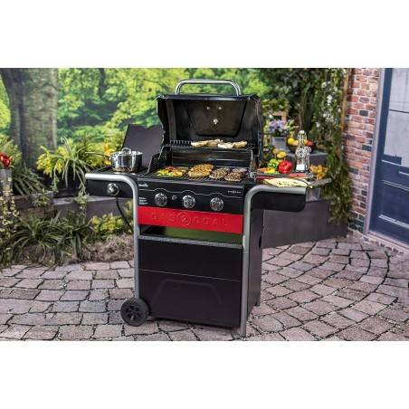 Char-Broil Gas2Coal Hibrib grill - Mimocook