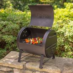 Char-Griller Side Fire Box Grill