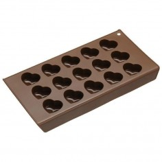 Kitchen Craft Sweetly Does It Chocolate Hearts Silicone Mould