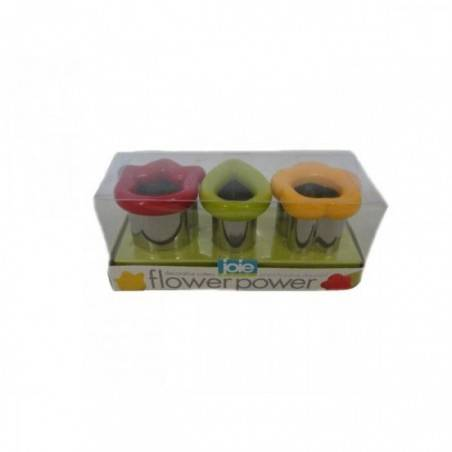 Joie MSC Decorative cutters flower power - Mimocook