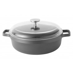 BergHOFF Gem Non-Stick Ceramic Coated Sautepan 28cm
