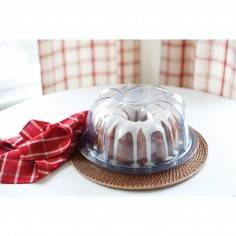 Caixa para bolos Bundt Cake keeper da Nordic Ware