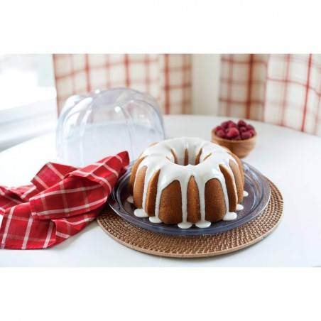 Nordic Ware Deluxe Bundt Cake Keeper - Mimocook