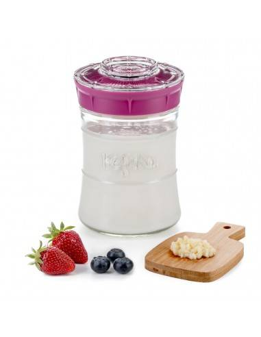 Kefirko pink Kefir Maker 848 ml