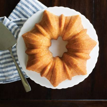 Nordic Ware Solera Bundt Pan - Mimocook