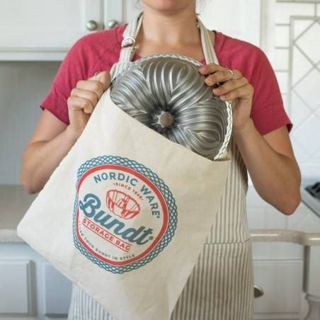 Nordic Ware Cotton bag ideal for Cake Tins - Mimocook