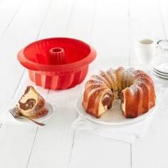 Lékué Deep Savarin Cake 22 Cm