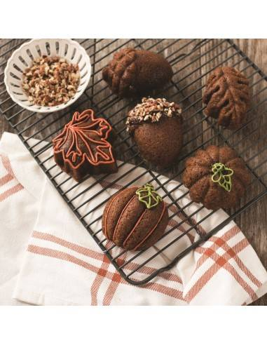 Nordic Ware Autumn Treats Pan - Mimocook