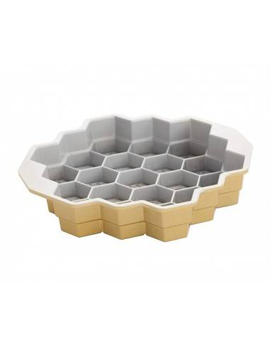 Nordic Ware Honeycomb Pull Apart Pan - Mimocook