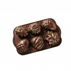 Forma Autumn Treats Cakelet Pan da Nordic Ware