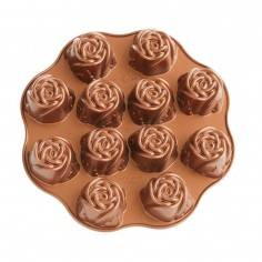 Nordic Ware Rose Muffin Baking Mould
