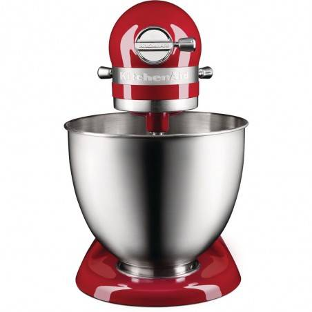 KitchenAid Mini Artisan 3,3L red - Mimocook