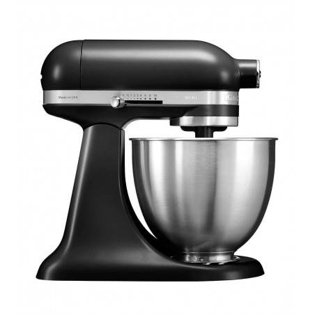 KitchenAid Mini Artisan 3,3L Black - Mimocook
