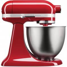 KitchenAid Mini Artisan 3,3L red