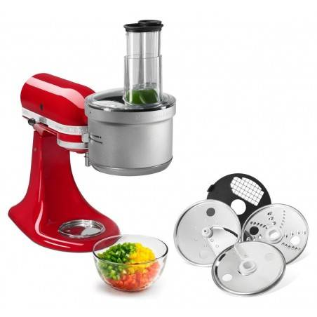 KitchenAid food processor attachement for stand mixar - Mimocook
