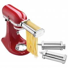 KitchenAid 3 piece pasta roller and cutter set