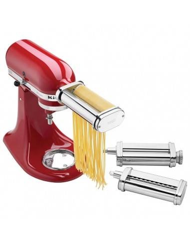 KitchenAid 3 piece pasta roller and cutter set - Mimocook