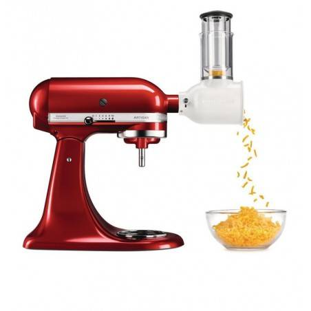 KitchenAid fresh prep slicer shredder - Mimocook