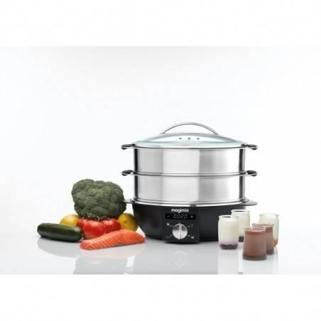 Máquina de cozer a vapor da Magimix - Mimocook