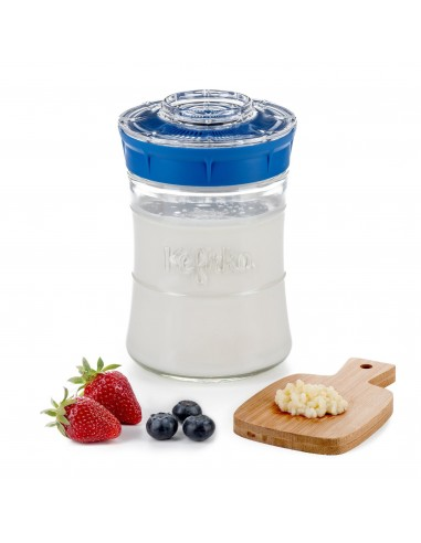 Kefirko dark blue Kefir Maker 848 ml