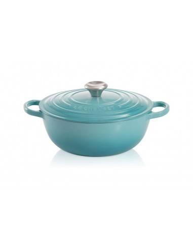 Le Creuset Cast Iron Stew Pot 26cm - Mimocook