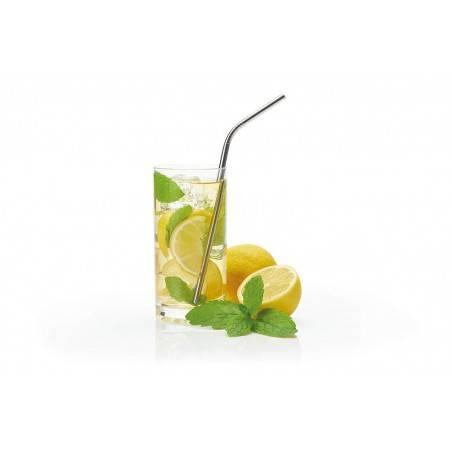 4 palhinhas em inox reutilizavéis da Kitchen Craft - Mimocook