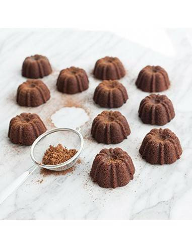 Nordic Ware Bundt Brownie Pan - Mimocook