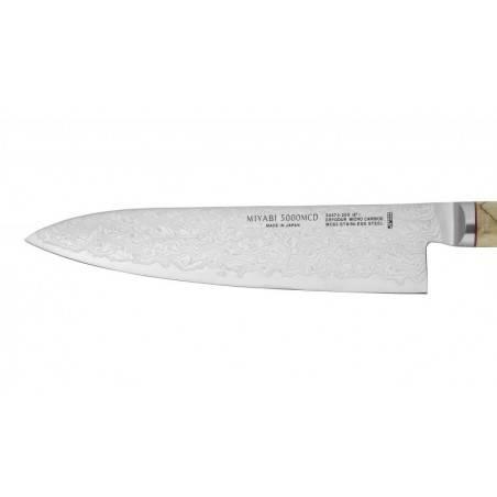 Japanese GYUTOH knife Miyabi 5000MCD - Mimocook