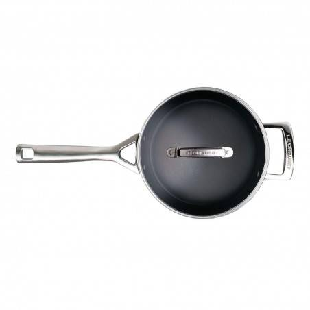 Le Creuset Toughened Non-Stick Saucepan Set - Mimocook