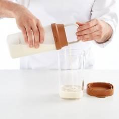 Kit para fazer bebidas e leite de vegetais Veggie Lékué