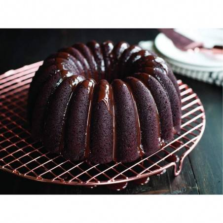 Base de arrefecimento bundt cakes da Nordic Ware - Mimocook