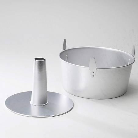 Forma Angle Food e base de arrefecimento da Nordic Ware - Mimocook