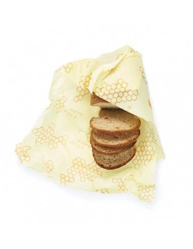 Bees Wrap Single Bread Wrap 43 x 58 cm