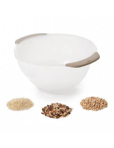 Escorredor de Arroz e Cereais da OXO - Mimocook