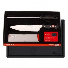 Wusthof Classic Starter Board 4 Piece Knife Set